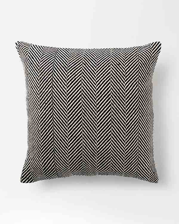 Chevron Textured Cushion