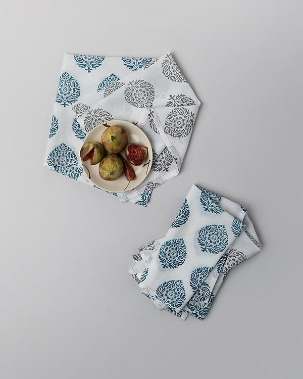 Kaika Dinner Napkins (Set of 6) - Multi