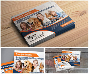 Flyers - 1/4 Page Card Stock