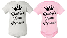 Load image into Gallery viewer, Daddy's Little Princess onesie