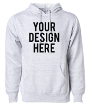 Load image into Gallery viewer, Your Own Design - Hoodie - Direct To Garment (DTG) Printing