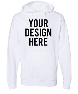 Your Own Design - Hoodie - Direct To Garment (DTG) Printing