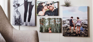 Canvas Print - Photos or Artwork (no frame)
