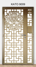 Load image into Gallery viewer, Customized laser cut kato gate 9009