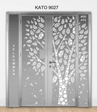 Load image into Gallery viewer, Customized laser cut kato gate 9027