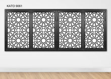 Load image into Gallery viewer, Customized laser cut kato window grille 9061