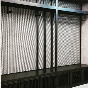 Mild steel mesh gate series 5