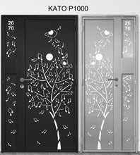 Load image into Gallery viewer, mild steel kato gate series P1000