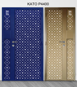 mild steel kato gate series P4400