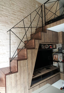 projects mild steel laser cut design stairs 23