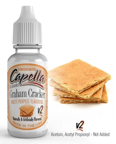 Graham Cracker v2 13ml