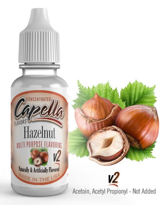 Hazelnut v2 13ml