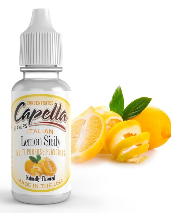Italian Lemon Sicily 13ml