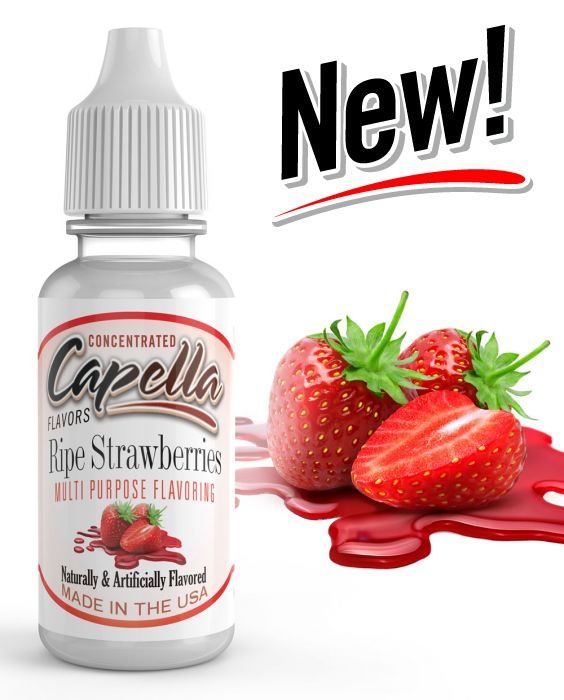 Ripe Strawberries 13ml