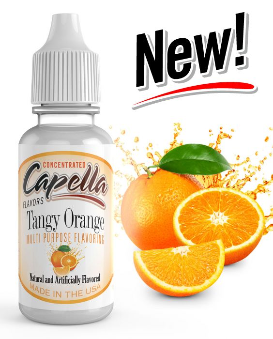 Tangy Orange 13ml