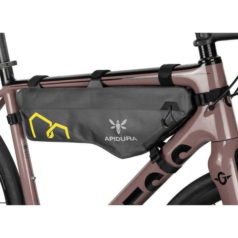APIDURA expedition frame pack compact 4.5L Default Velodrom Barcelona