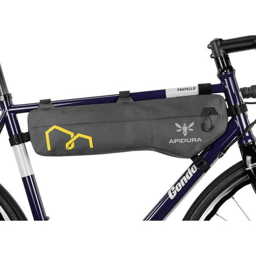 APIDURA expedition frame pack tall 5L Default Velodrom Barcelona