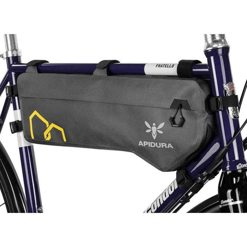 APIDURA expedition frame pack tall 6.5L Default Velodrom Barcelona
