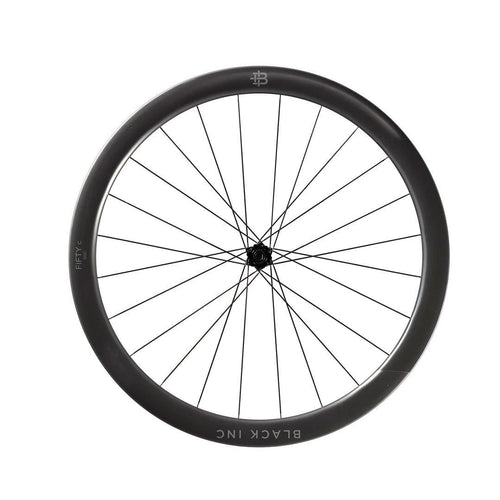 Black Inc Wheels Fifty Team Edition Disc Brake Clincher Default Black Inc