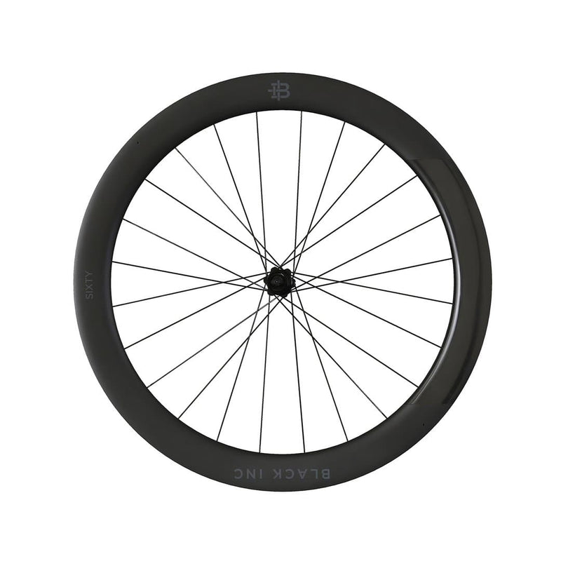 Black Inc Wheels Sixty Rim Brake Clincher Ceramicspeed Default Black Inc