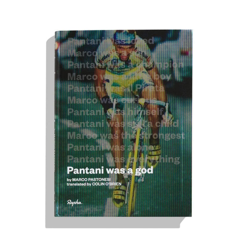 Book Pantani was a God Default Velodrom Barcelona