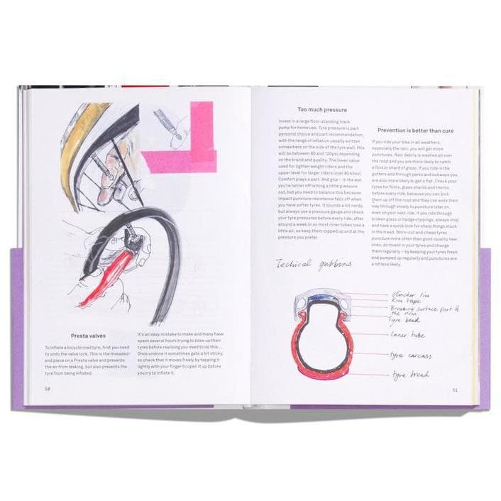 Book RAPHA Handbook 01 - Getting Started in Road Cycling Default Velodrom Barcelona