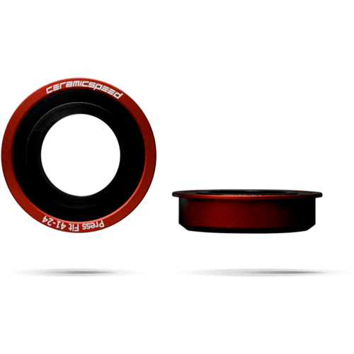 CERAMICSPEED Bottom Brackets BB86 Shimano - Red Default Velodrom Barcelona