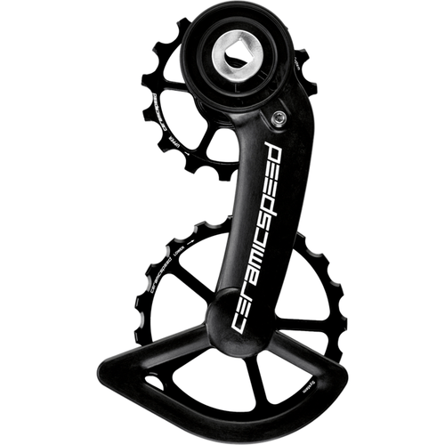 Ceramicspeed Oversized Pulley Sram Axs Red/Force - Black Default Velodrom Barcelona