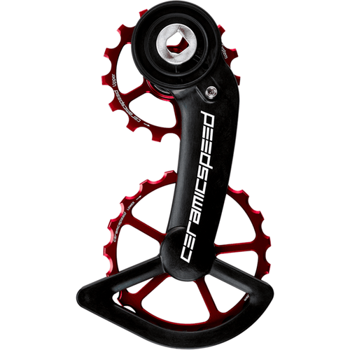 Ceramicspeed Oversized Pulley Sram Axs Red/Force - Red Default Velodrom Barcelona