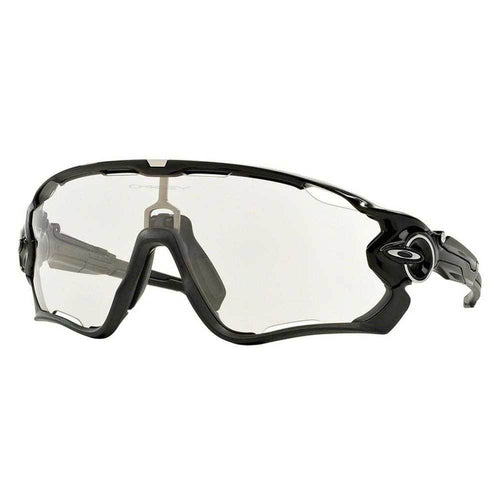 Eyewear Oakley Jawbreaker Polished Black Clear Black Photochromic Default Velodrom Barcelona