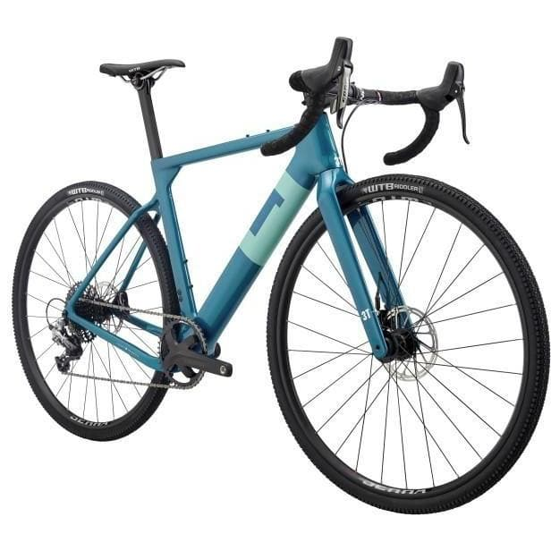 Gravel Bike 3t Exploro Pro Rival - Blue / Light blue Default Velodrom Barcelona