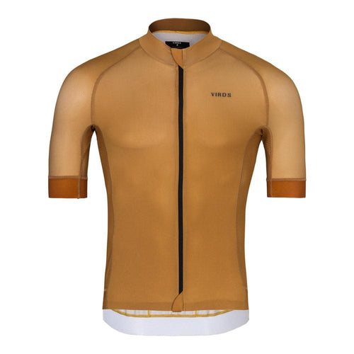 Maillot Velodrom Virds - Brown cream Default Velodrom Barcelona