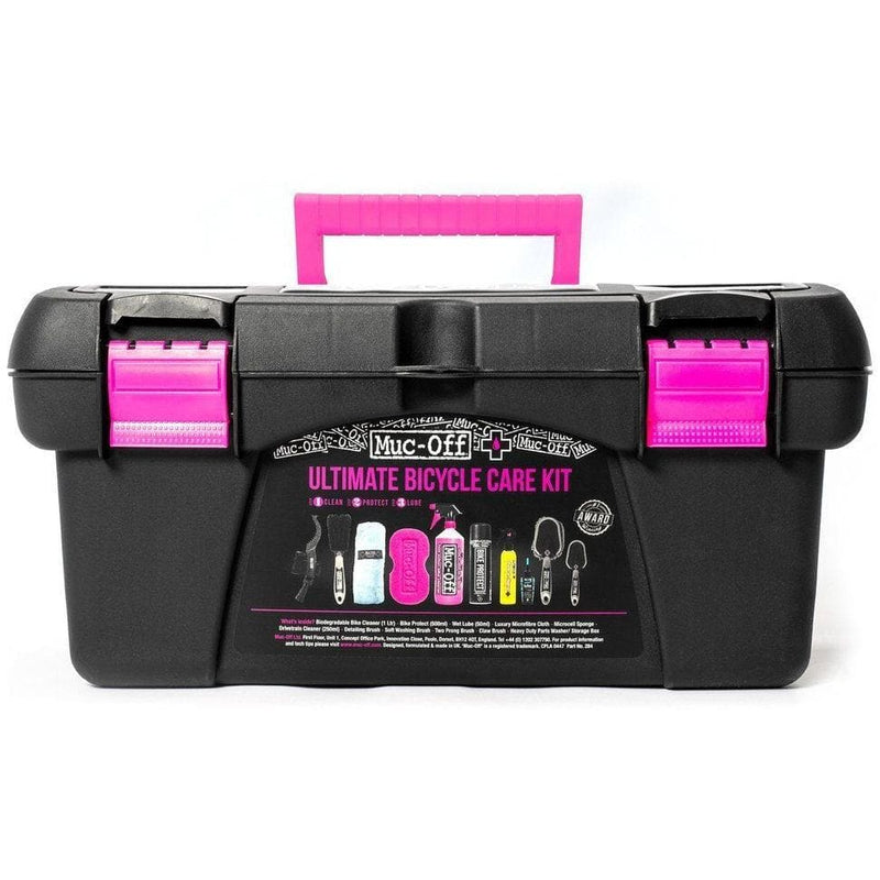MUC-OFF ULTIMATE BICYCLE CLEANING KIT Default Velodrom Barcelona