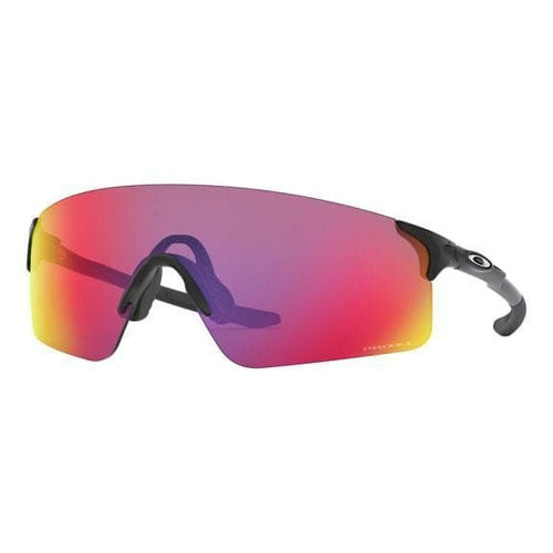 OAKLEY EVZero Blades - Polished Black Prizm Road Default Velodrom Barcelona