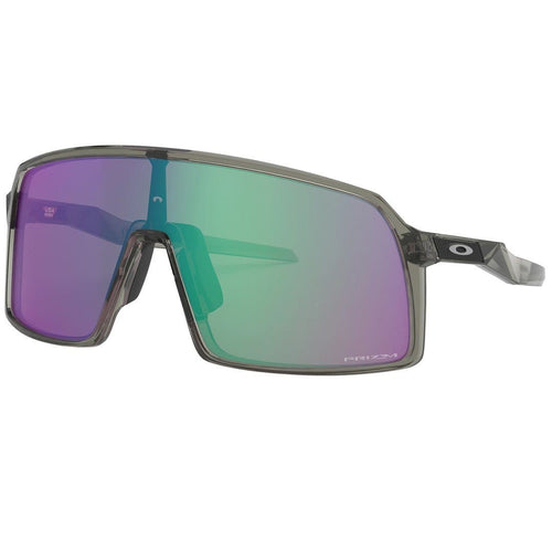 OAKLEY Sutro - Grey Ink Prizm Road Jade Default Velodrom Barcelona