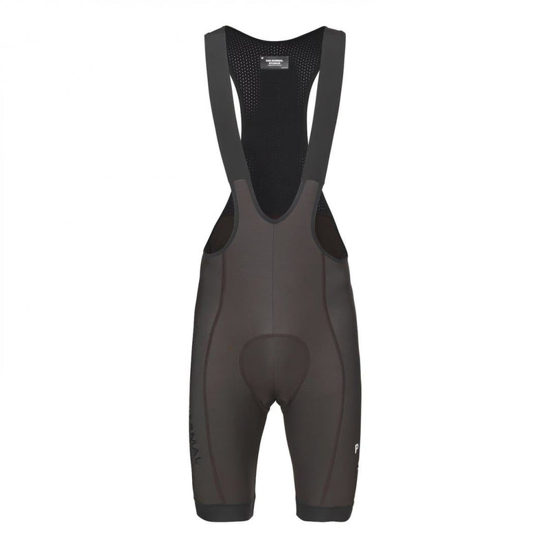 PAS NORMAL STUDIOS Control Fleece Bib Shorts Bronze Default pas normal studios