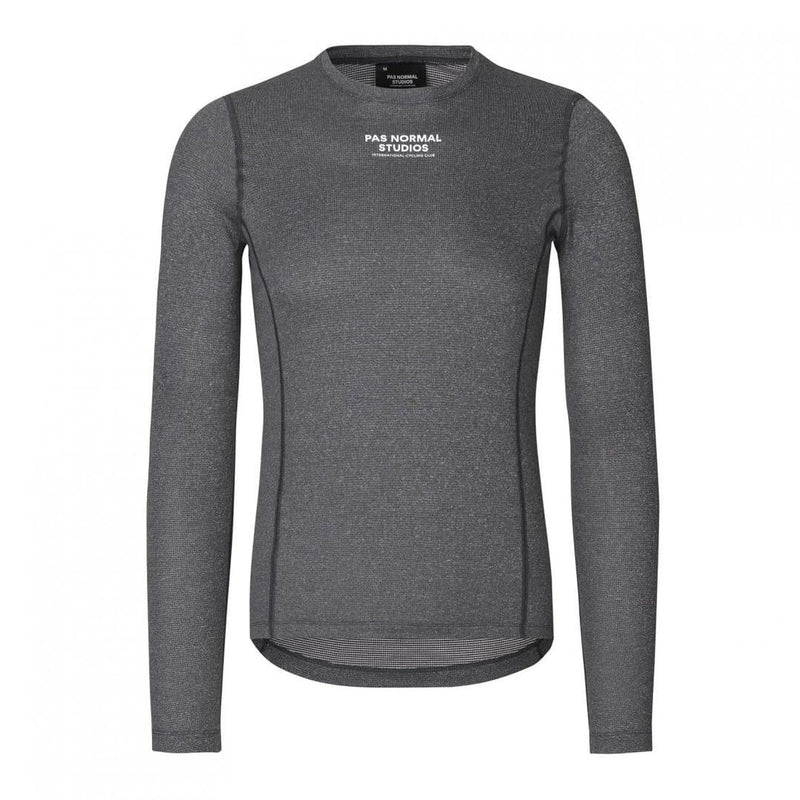 PAS NORMAL STUDIOS Control Mid Long Sleeve Baselayer - Black Default pas normal studios