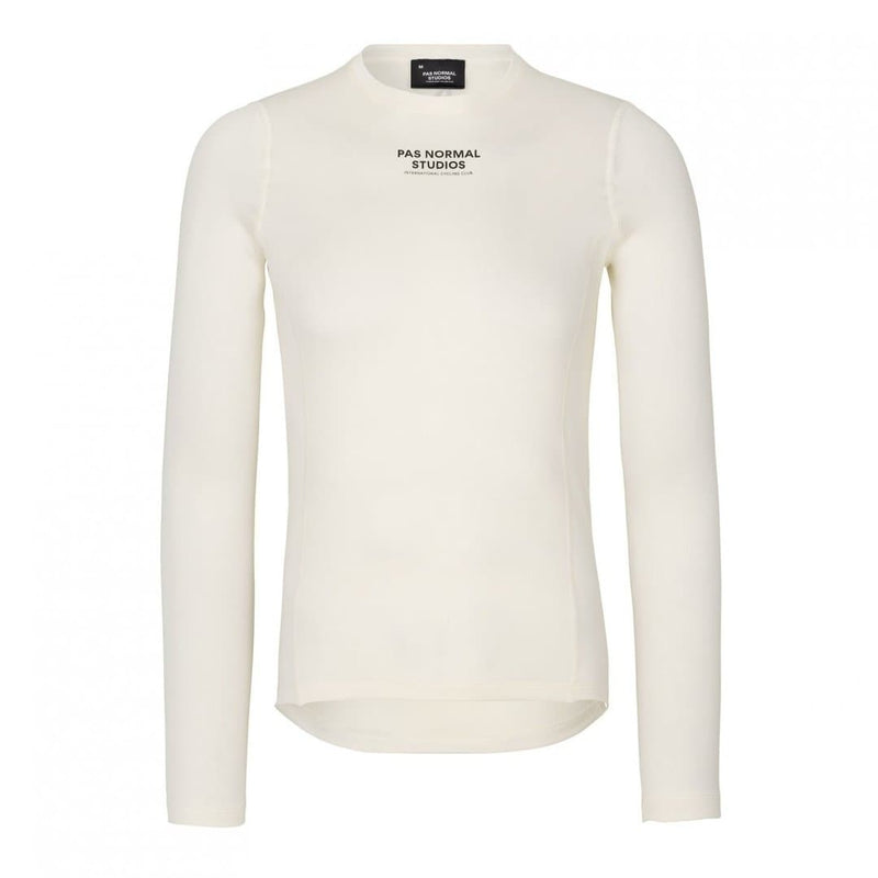 PAS NORMAL STUDIOS Control Mid Long Sleeve Baselayer - White Default pas normal studios