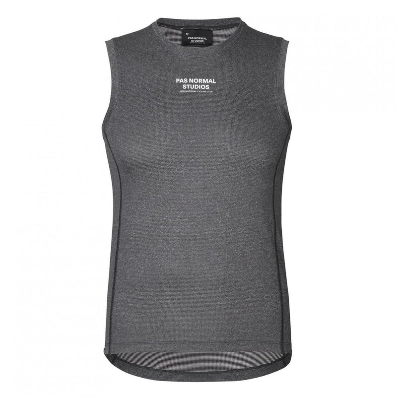 PAS NORMAL STUDIOS Control Mid Sleeveless Baselayer - Black Default pas normal studios