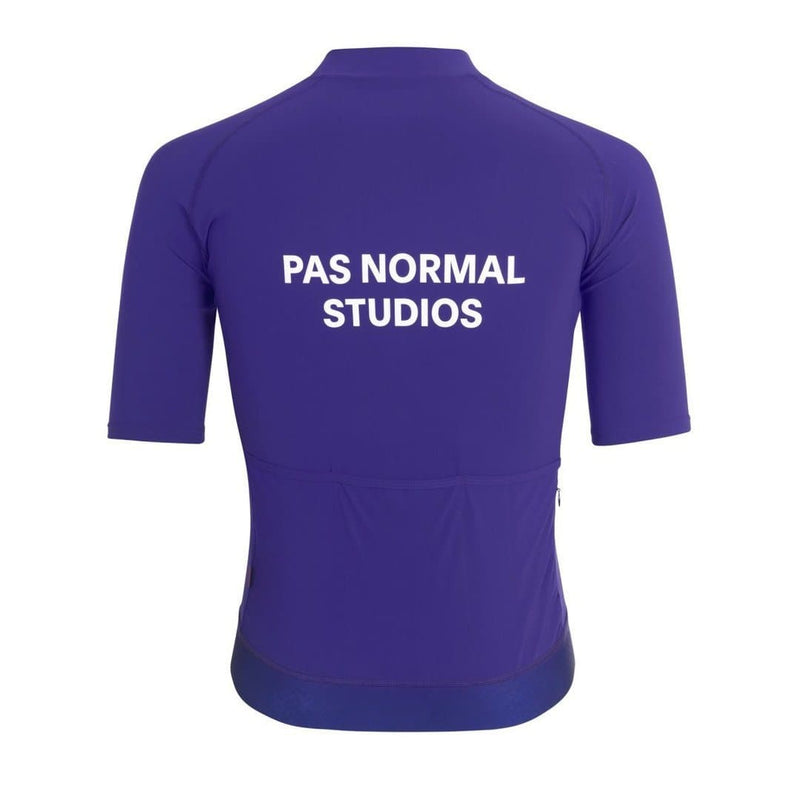 PAS NORMAL STUDIOS Essential Jersey Purple Default Velodrom Barcelona
