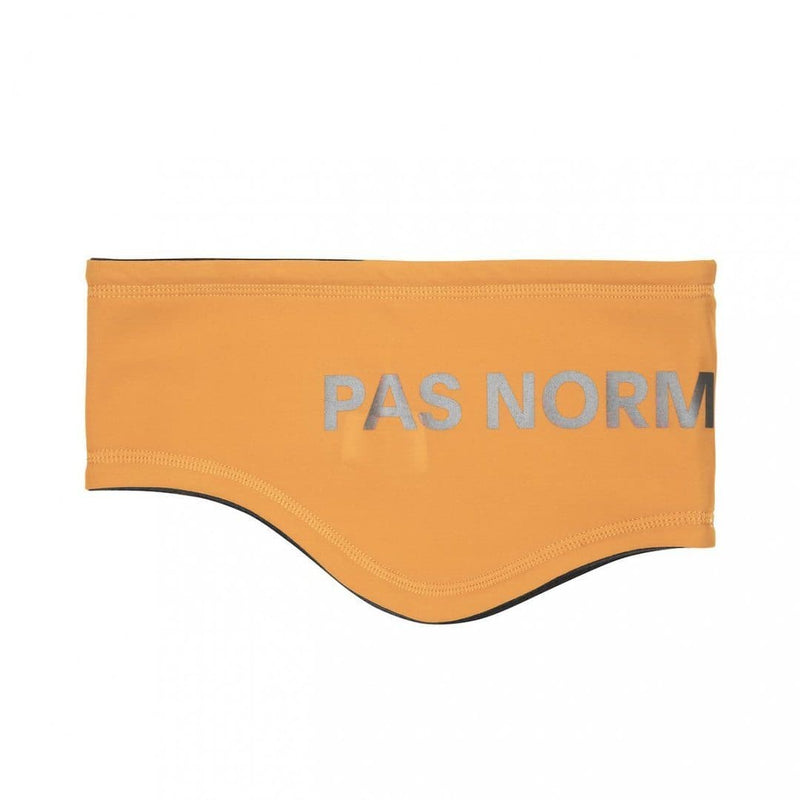 PAS NORMAL STUDIOS Headband Orange Default pas normal studios