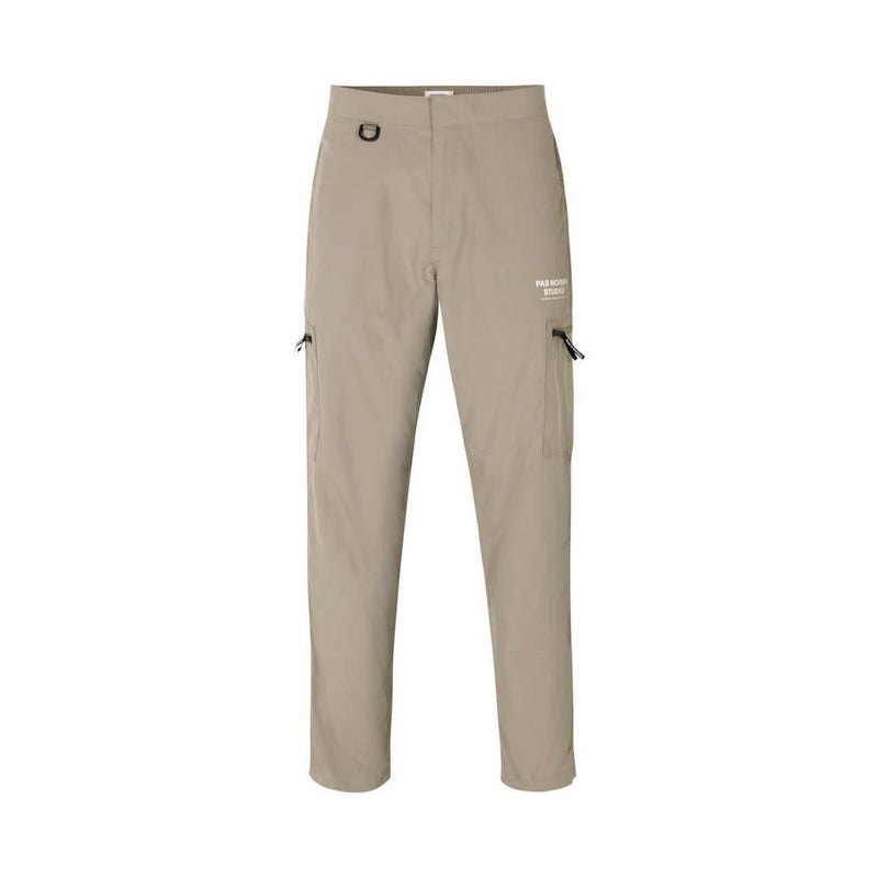 PAS NORMAL STUDIOS Off Race Shield Pants - Beige Default Velodrom Barcelona