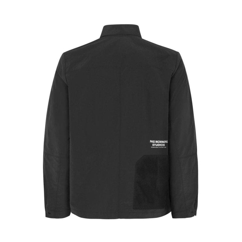 PAS NORMAL STUDIOS Off Race Work Jacket - Black Default Velodrom Barcelona