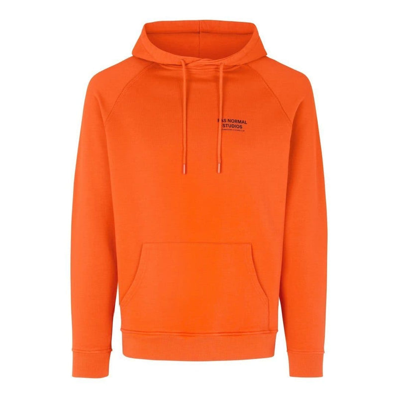 PAS NORMAL STUDIOS RTN Hoodie - Bright Orange Default Velodrom Barcelona