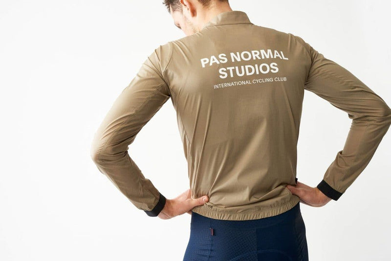 PAS NORMAL STUDIOS Stow Away Jacket - Beige Default pas normal studios