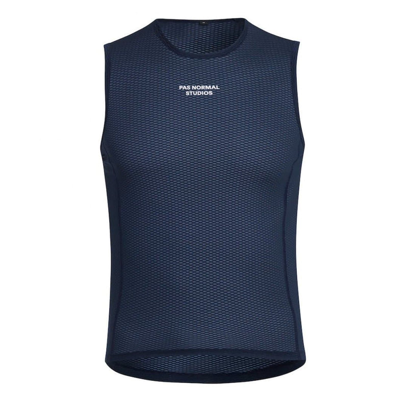 PAS NORMAL STUDIOS Summer Sleeveless Baselayer - Navy Default pas normal studios
