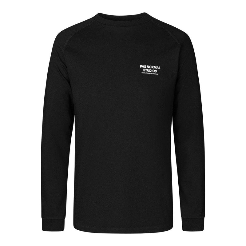 PAS NORMAL STUDIOS T-Shirt PNS Black Long Sleeve Default Velodrom Barcelona