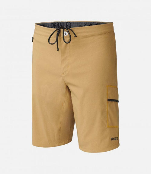 PEDALED Jary All-Road Shorts - Mustard Default Velodrom Barcelona