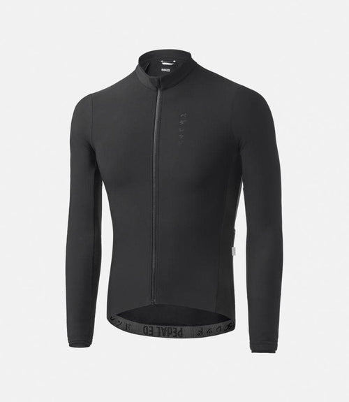 PEDALED Mirai Long Sleeve Jersey -Black Default Pedaled