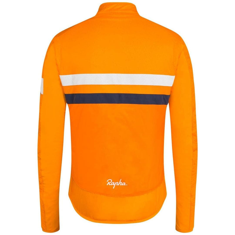 RAPHA Brevet Insulated Jacket - Orange Default Velodrom Barcelona
